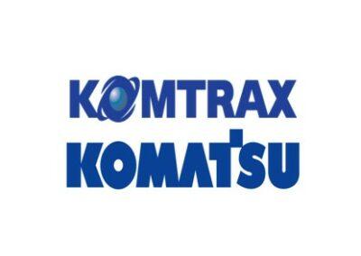 Komatsu Komtrax